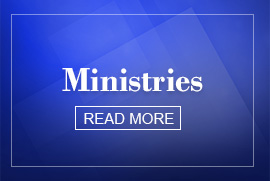 Ministries. Read More >