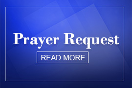 Prayer Request. Read More >